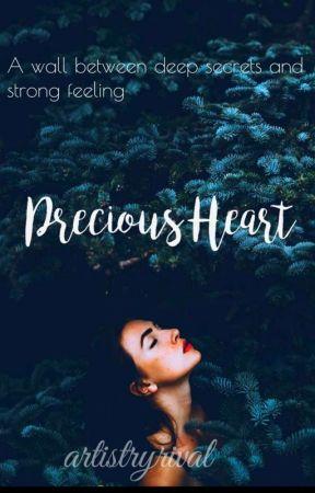 Precious Heart |✔ by veneesa_
