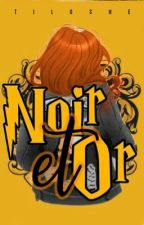 Noir et Or by Tiloshe