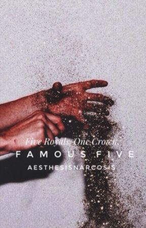 Famous Five |ongoing by aesthesisnarcosis