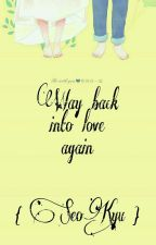 Way Back Into Love Again [SeoKyu] by SasPitra