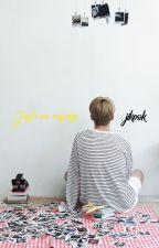 Juste un message •Jikook• by _kelsa_