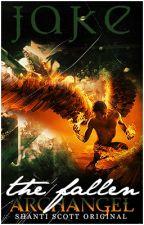Jake; The Fallen Archangel (Gay Romance) by SweezyBreezy