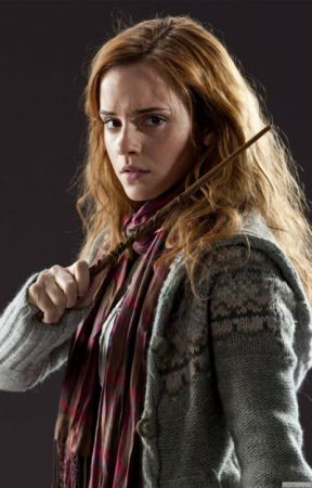 Hermione Granger and the Deathly Hallows by GoldenTrio5