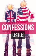 Confessions || USUK by BrookeBeverly