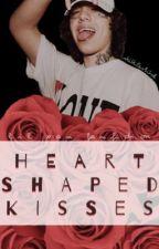 HEART SHAPED KISSES ❁ LIL XAN by skittlesbitch