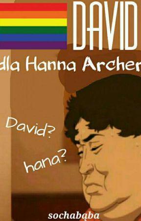 DAVID DLA HannaArcher by zochabomba