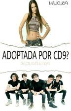 ADOPTADA POR CD9 ? Cancelada Temporalmente  by Paolabautista_98