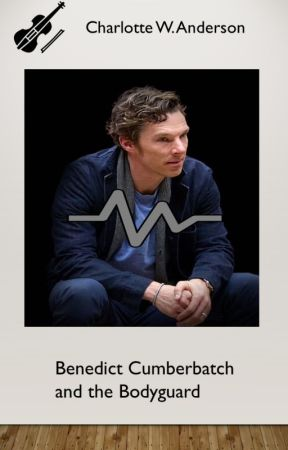 Benedict Cumberbatch and the Bodyguard by charlotteswebj