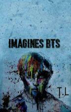 IMAGINE BTS HOT +18 by pequenayoongi2