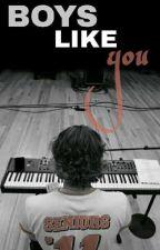 BOYS LIKE YOU :: LUKE HEMMINGS OS by MyNineReasons