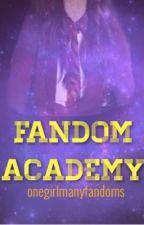 Fandom Academy by VigilantePond