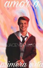 Amor a primera vista( Jace Norman y tu) by JACENORMAN2004
