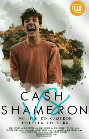 cash •vs• shameron by olafinha