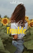 Here Comes Trouble ; A Gilbert Blythe fanfic by euphoricangell