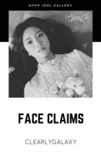 Face claims ✎ Kpop by Clearlygalaxy