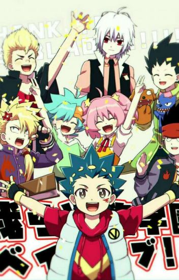 beyblade burst characters x reader yours truly wattpad