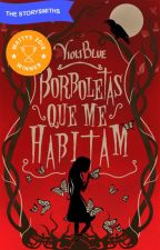 Borboletas Que Me Habitam by VioltBlue