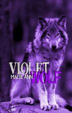 Violet Wolf by xBlackCatMidnightx