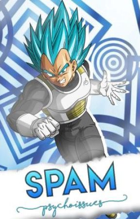 ⋆Spam con Vegeta⋆ by -psychoissues