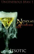 Nicholas Rostova by JTSOTIC