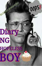 DIARY NG HOPELESS BOY by bloodygrimmking