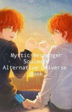 A Mystic Messenger Soulmate AU Book by HoneyButterChiaps