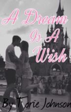 A Dream Is A Wish (disney world fanfiction) by t0riesst0ries