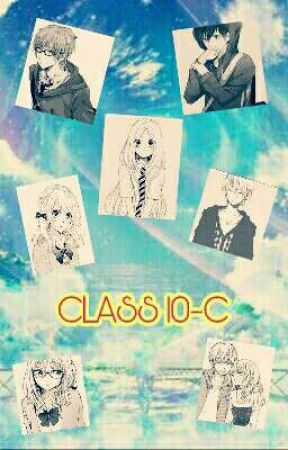 Class 10-C by Kayo_Lune