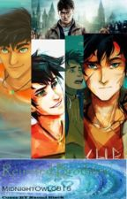 Reunited Brothers (Harry Potter and Percy Jackson brothers) by MidnightOwl0816