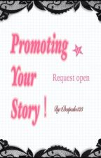 Promoting Your Story♡ by 1Dcupcake123