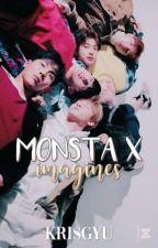 Monsta X Imagines 🌻 by krisgyu