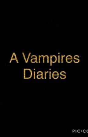 A Vampires Diaries  by __Fanfic_