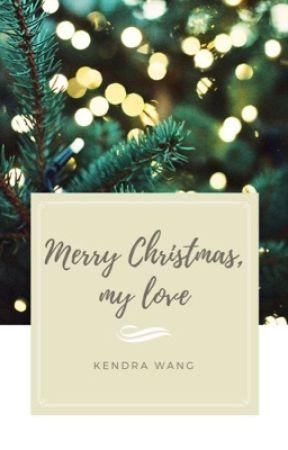 merry christmas my love hyungwonho