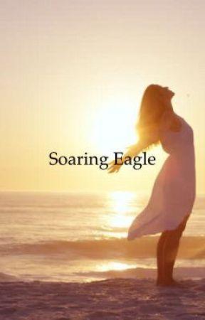 Soaring Eagle by LadyZelda12350
