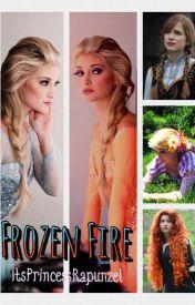 Frozen Fire by ItsPrincessRapunzel