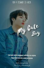 My Cute Boy || Jungkook (🐰)사랑해. by AleenKstyle