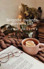 AWARDS WINNER LIST by BrigadeReads