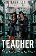 Teacher 📘   Harry Styles   by banan_Harolda
