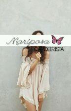 Mariposa Capoeirista by rominabpf