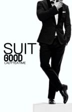 Suit good ||boyxboy by LadyTeaTime
