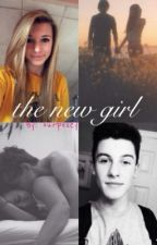the new girl (shawn mendes fan fiction) by petrovabieber