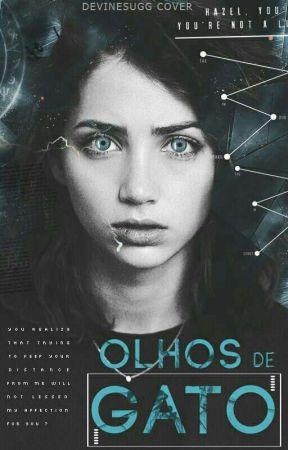 OLHOS DE GATO by TimeLilas