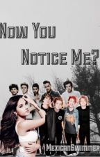 Now you notice me? by k8nat_