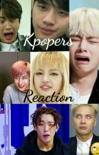 Kpopers' Reaction by Whisper_in_my_mind