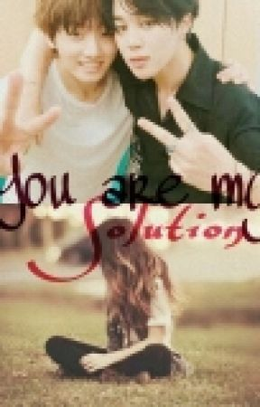 ♦You're My Solution♦ [JK] by YoongArmy