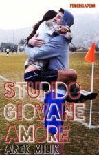 Stupido Giovane Amore || Arek Milik by Federica7e99