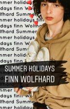Summer Holidays Finn Wolfhard X reader by stfangirl