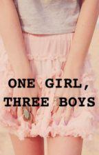 One Girl, Three Boys by ForgottenLovex