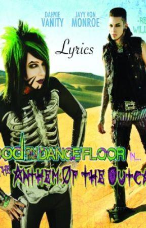 Blood On The Dance Floor Lyrics by Pacifixc