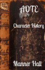 AOTE Character History by VermilionRaven